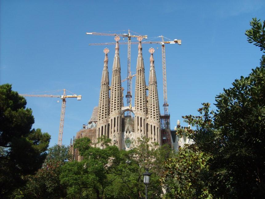 Free photo: Sagrada Família