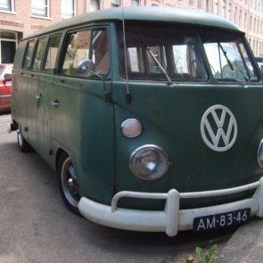 VolksWagen Bus Type 2