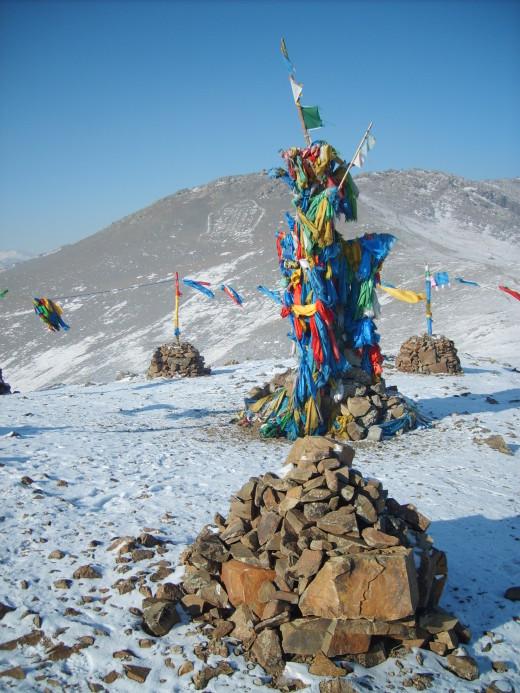 Cingeltei uul, Mongolia