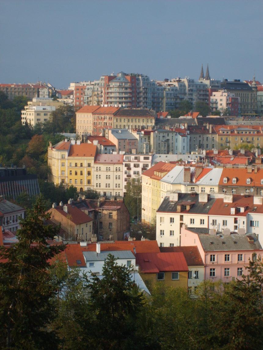 Free photo: Prague view