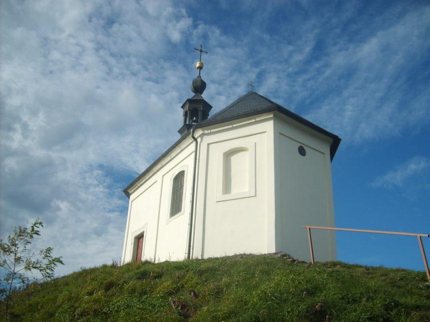 Free photo: St. Anna Church in Czech Eden