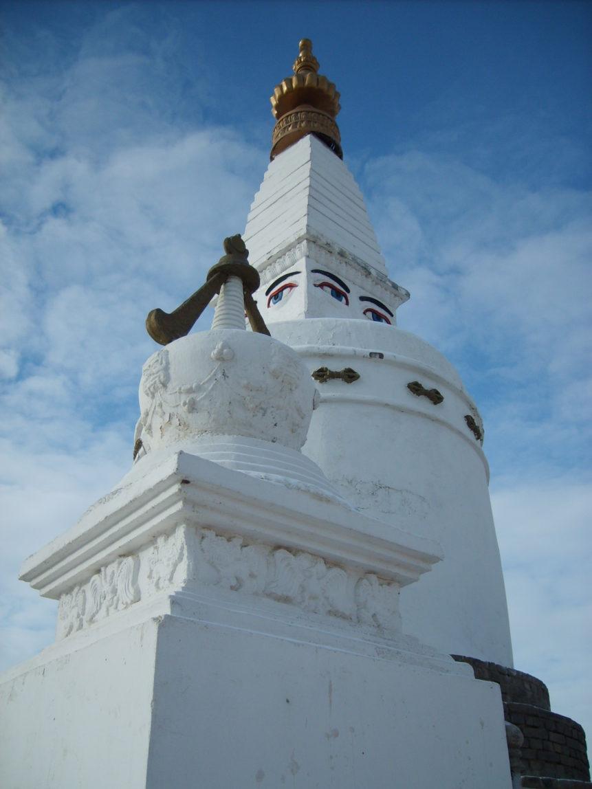 Free photo: Buddha Eyes