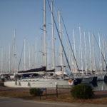 Seaport in Croatia