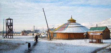 Dambadarjaa monastery in Ulaanbaatar