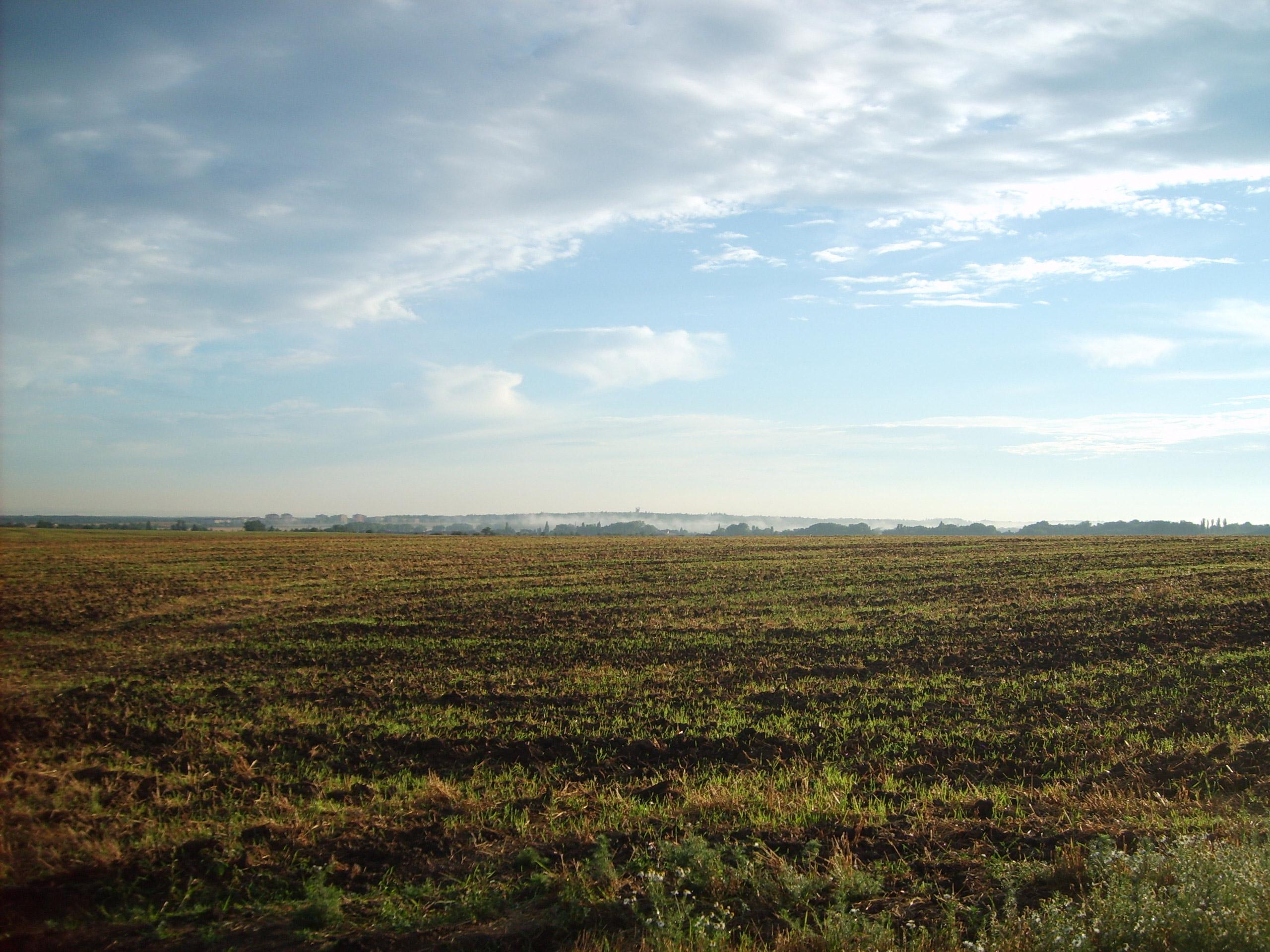FREE IMAGE: Czech field in autmn | Libreshot Public Domain ...