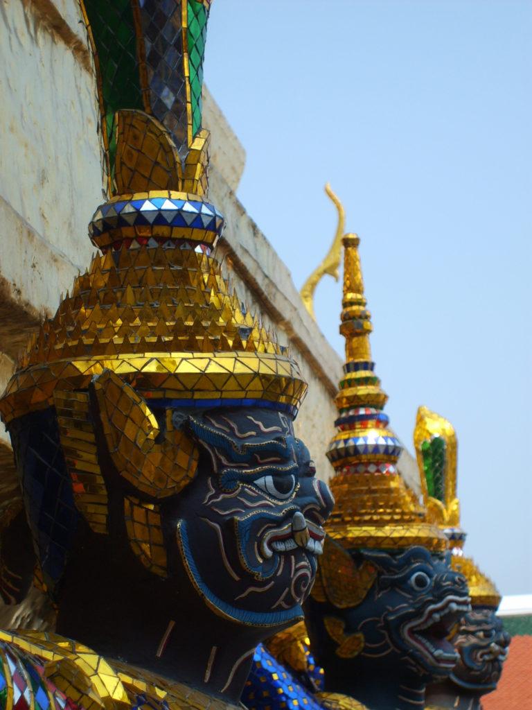 Free photo: Gods in Thailand