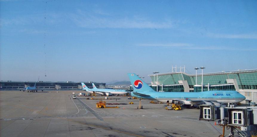 Free photo: Incheon airport
