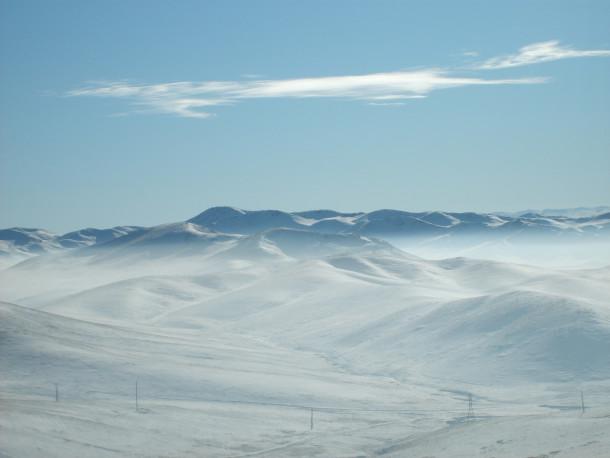 Free photo: Mongolian mountains