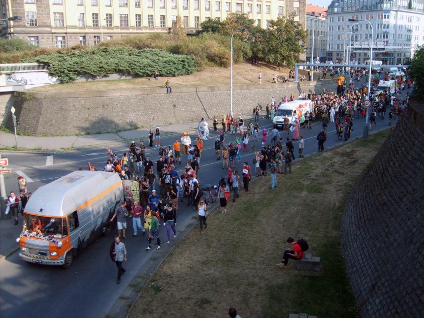 Free photo: Prague DIY carneval