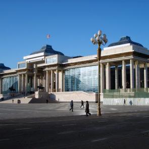 Ulaanbaatar Government palace