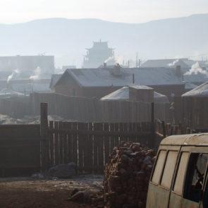 Winter in Ulaanbaatar