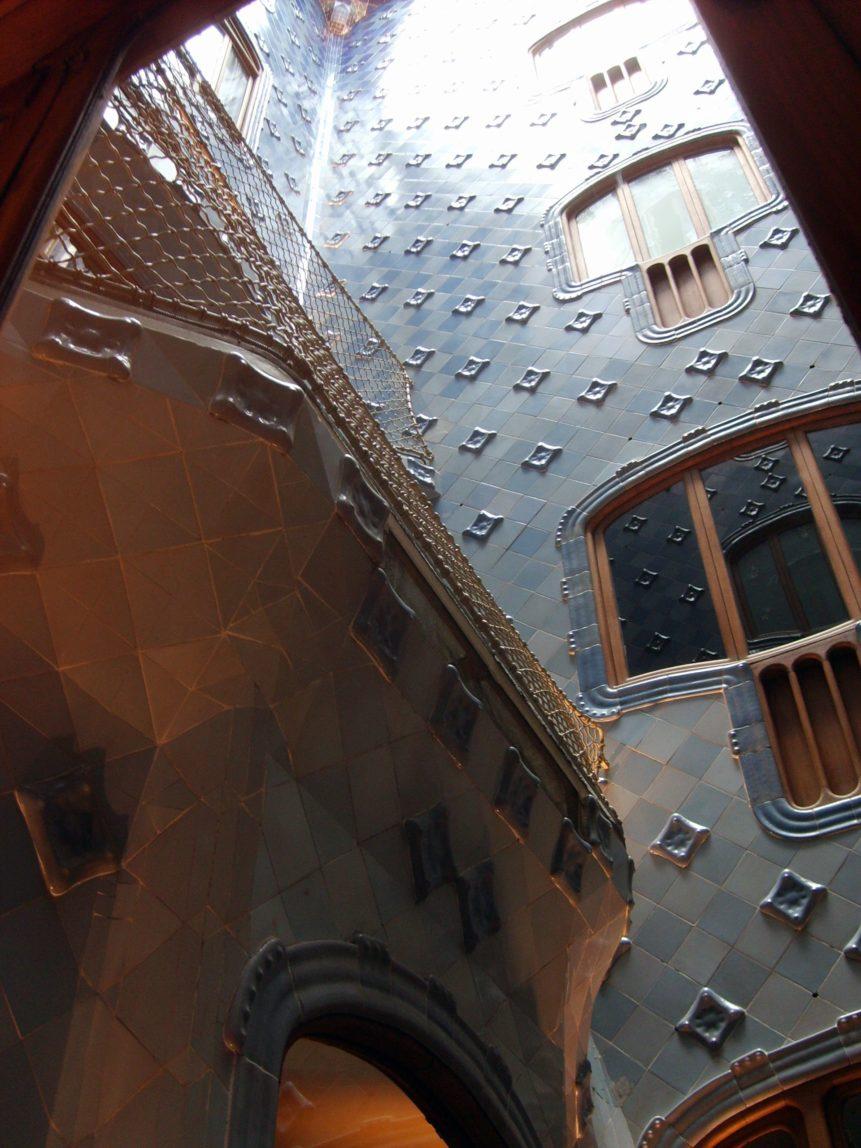 Free photo: Casa Batllo Barcelona