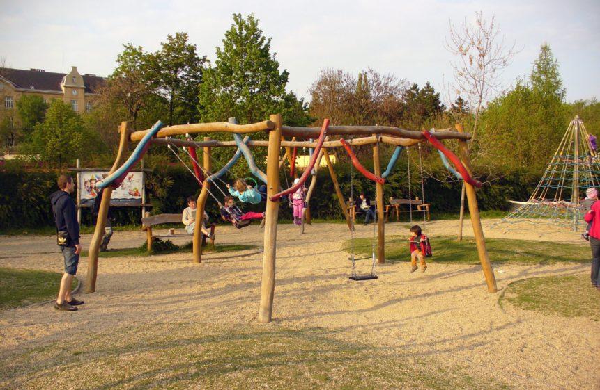 Free photo: Children playground