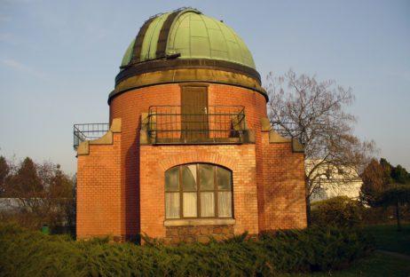Historic observatory