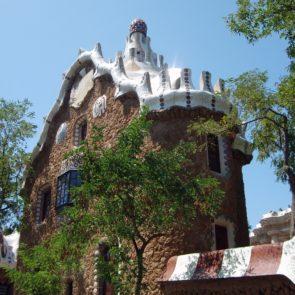 House in Park Güell