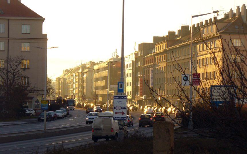 Free photo: Morning city - Prague