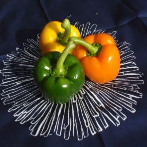 Tri Color Pepper