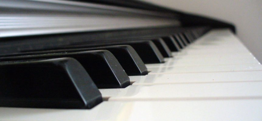 Free photo: Piano Keys