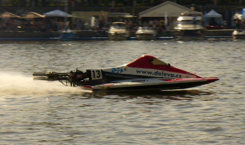 Free photo: Power Boat