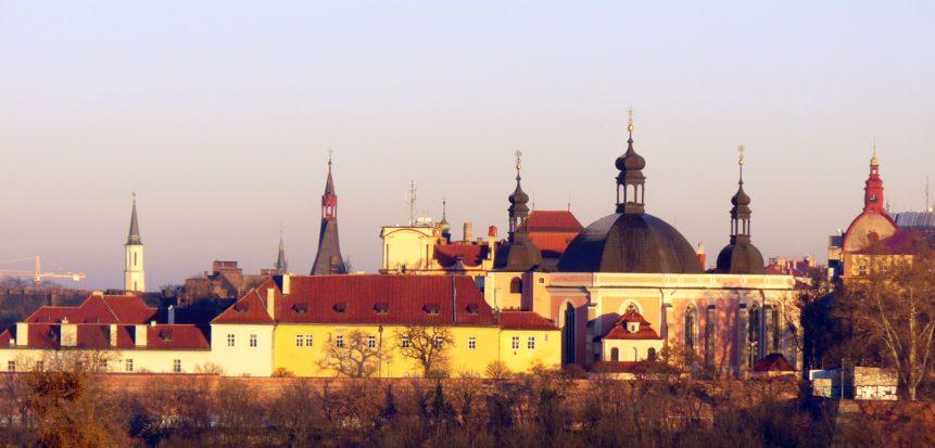 Free photo: Hundred Spired Prague