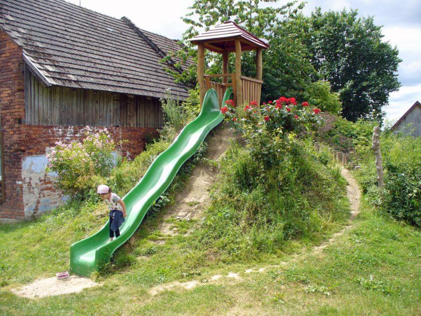 Free photo: Slide for Children