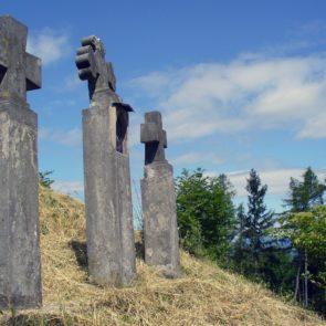 Three Stone Crosses