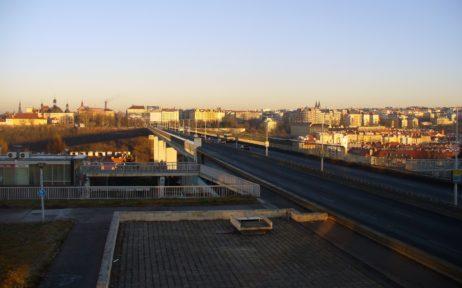 Suicide Bridge in Prague