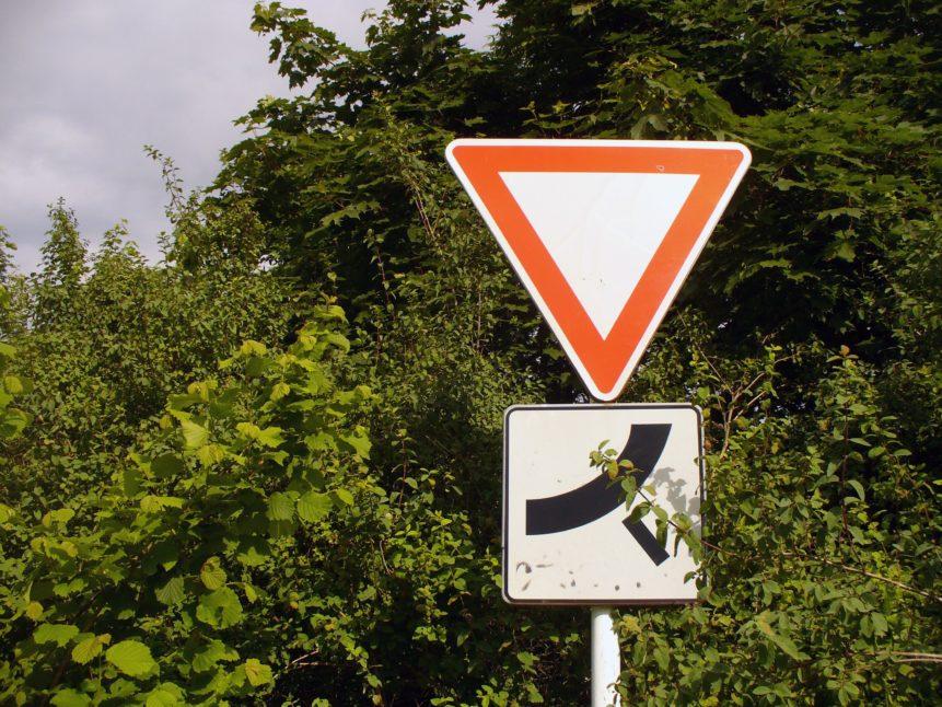 Free photo: Traffic Sign