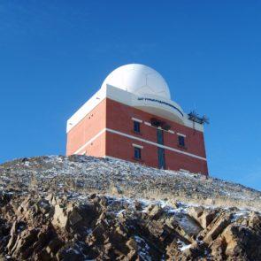 Ulaanbaatar observatory