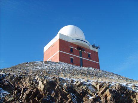 Meteorological observatory in Ulaanbaatar, Mongolia 2007