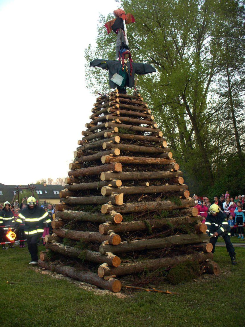 Free photo: Walpurgis Night in Czech