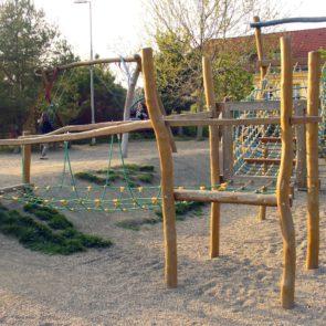 Wooden Children Playground