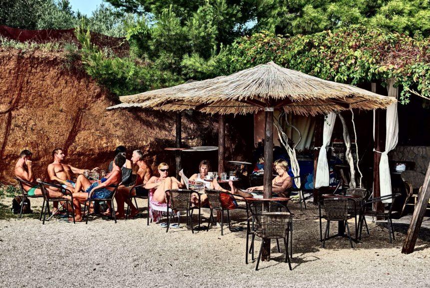 Free photo: Beach Bar