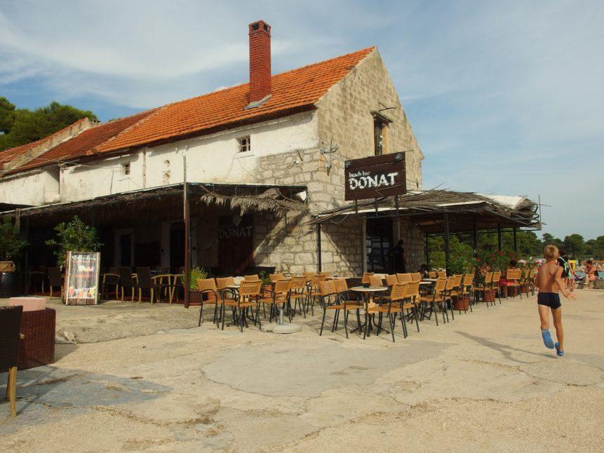 Free photo: Beach Restaurant Croatia