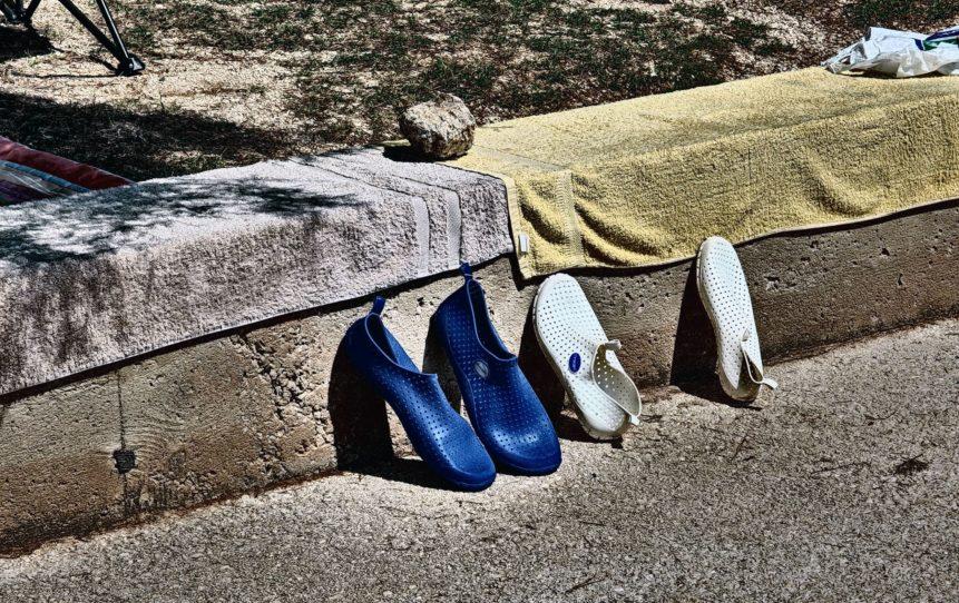 Free photo: Beach Shoes