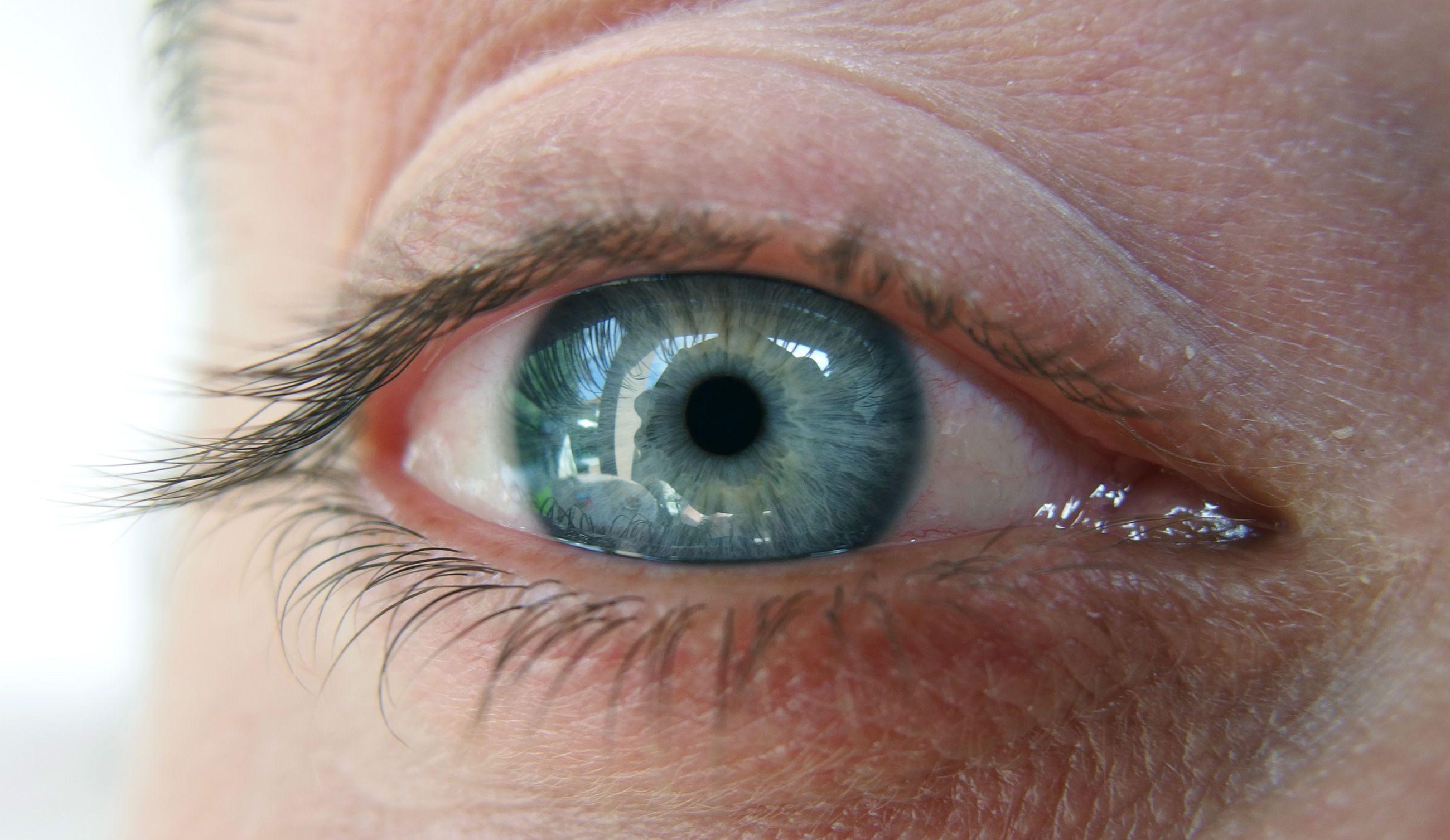 eye an eye