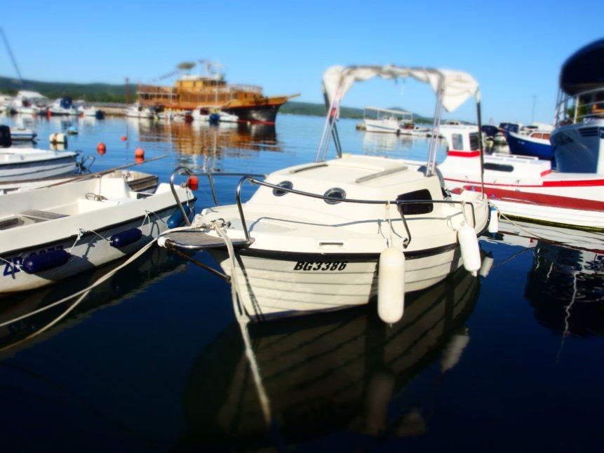 Free photo: Boat in Croatia