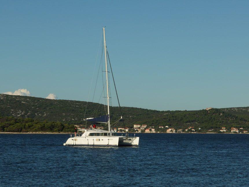 Free photo: Catamaran