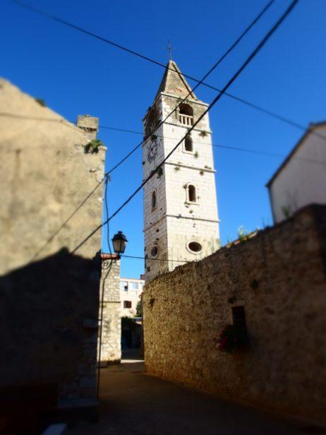 Church in Sveti Filip i Jakov