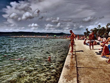 Beach in Sveti Filip i Jakov