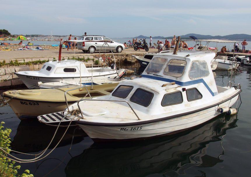 Free photo: Croatian Boat