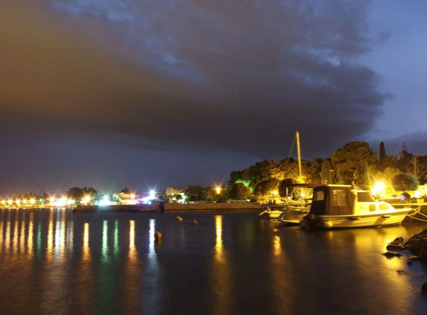 Free photo: Sea at Night