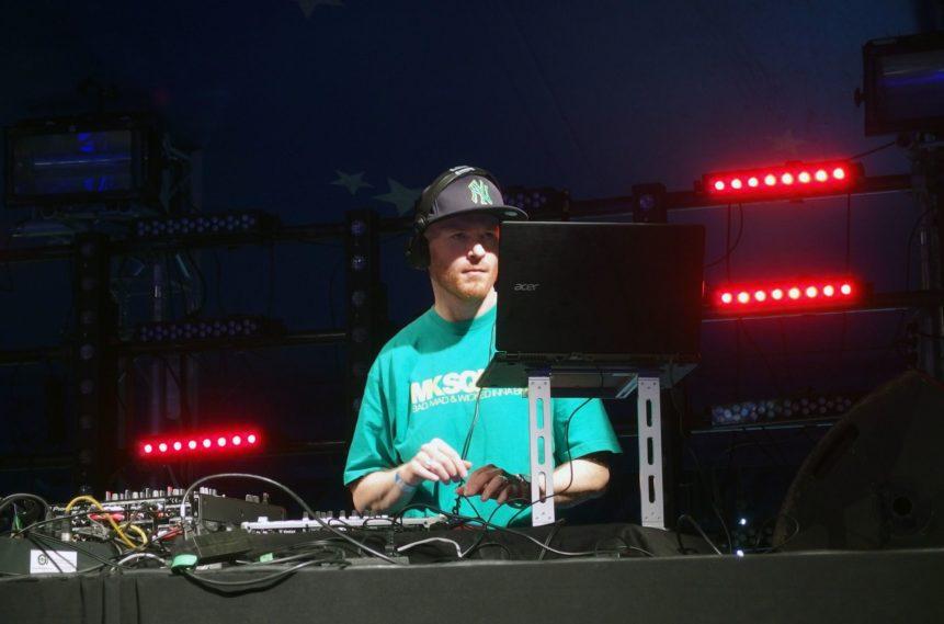 Free photo: Party DJ