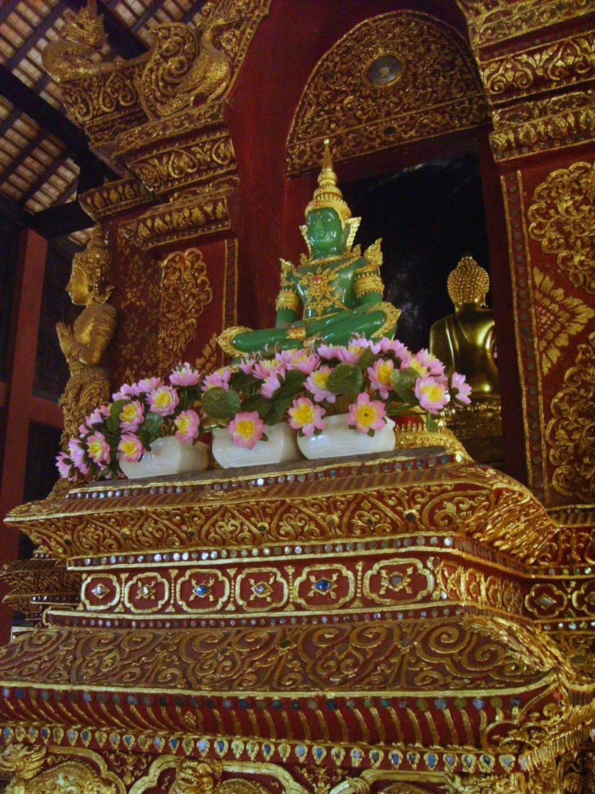 Free photo: Emerald Buddha