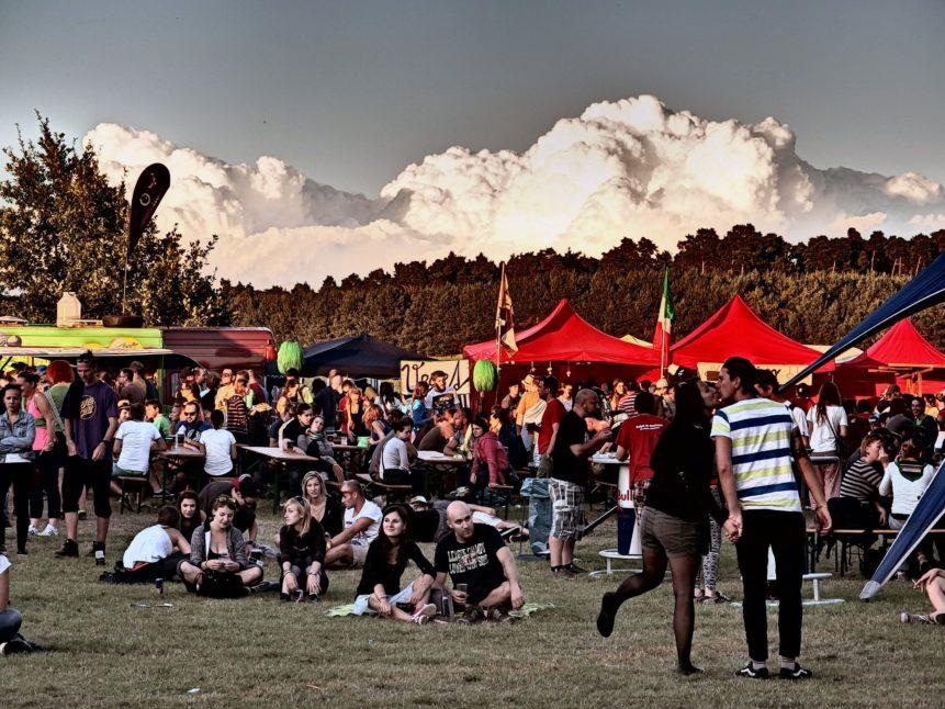 Free photo: Festival People