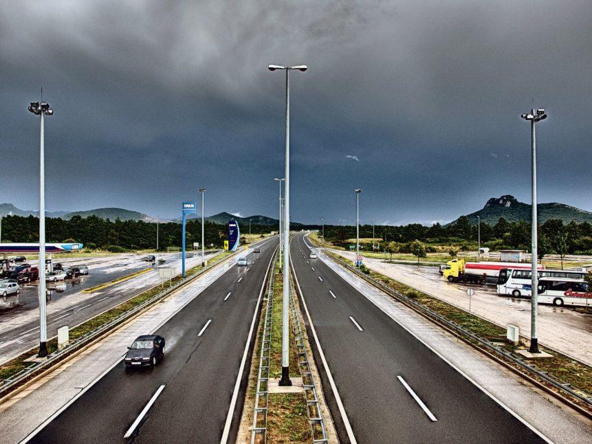 Free photo: Highway