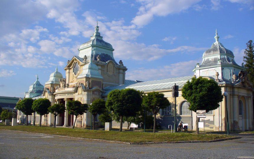 Free photo: Lapidarium in Prague