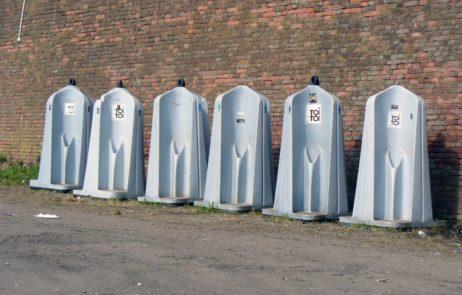 Mobile Urinal