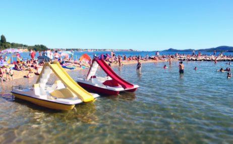 Paddle Boats in Sveti Filip i Jakov