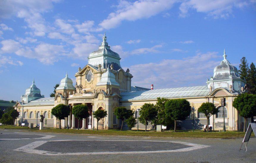 Free photo: Prague Lapidarium